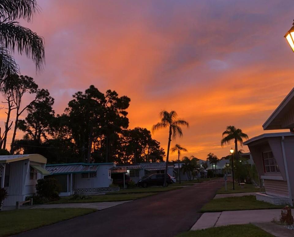 Sunrise in the Community